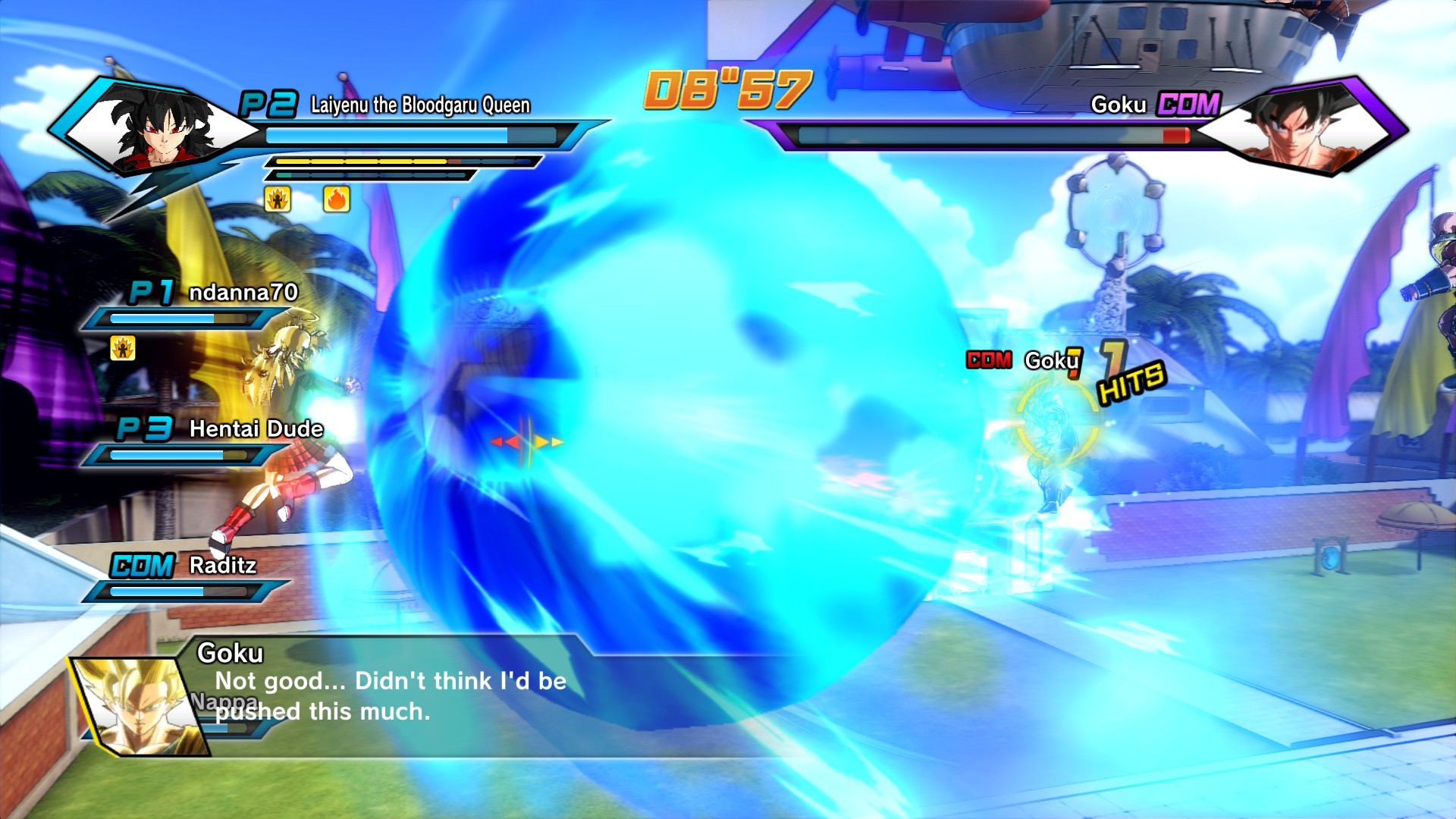 Steam Community :: Screenshot :: Big Bang KamehameHa x100